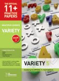 Official 11 Plus Variety Pack Pack 5 small ISBN 9780708720509