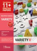 Official 11 Plus Variety Pack Pack 8 small ISBN 9780708720530