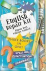 English Repair Kit: 'Spelling Repair Kit', 'Punctuation Repair Kit', 'Grammar Repair Kit'